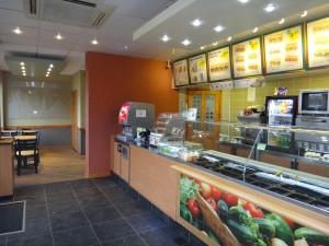Subway Shop Fitters